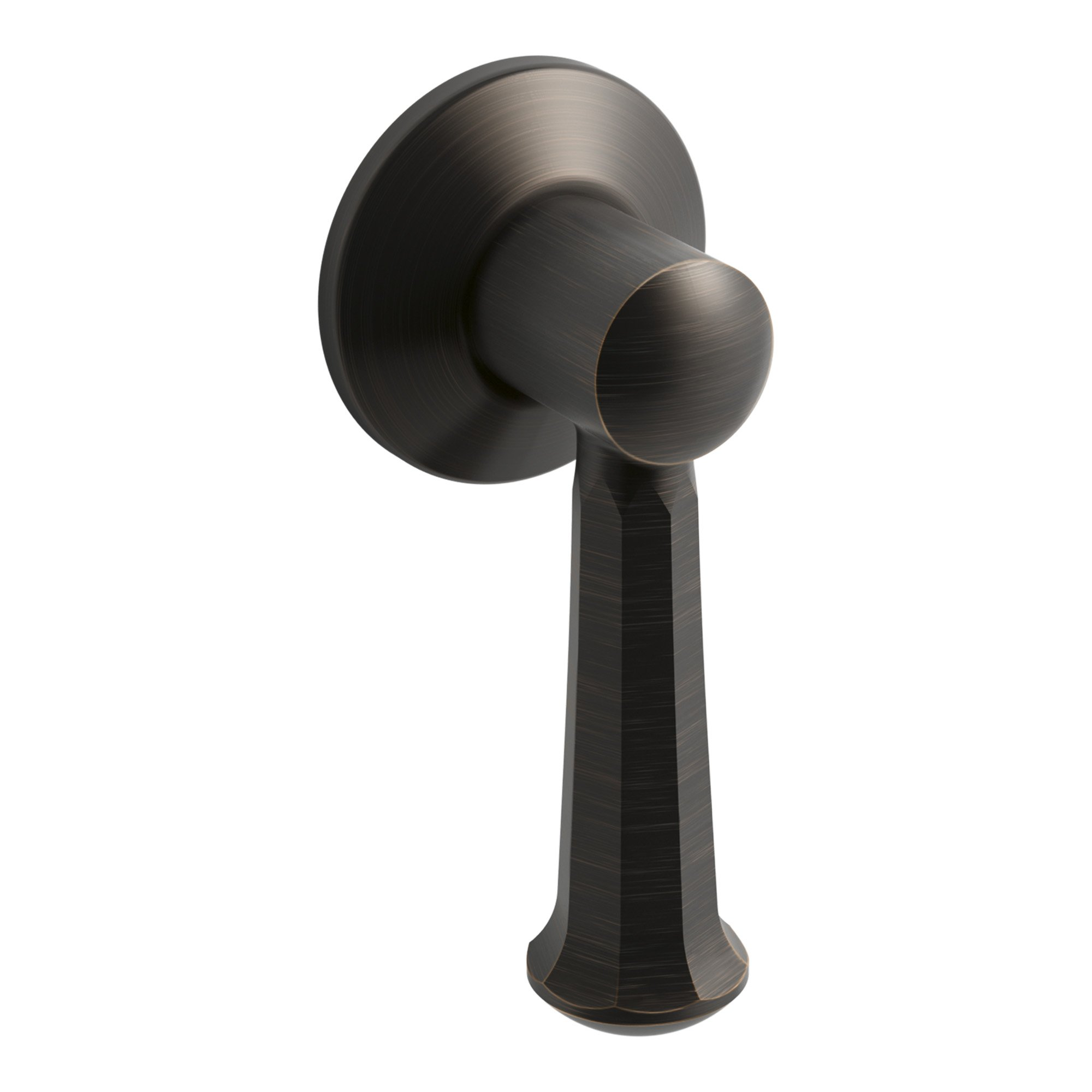 KOHLER K-502-2BZ Memoirs Toilet Trip Lever, Oil-Rubbed Bronze