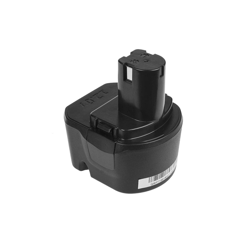Green Cell/® BPP-1217 Batterie pour Ryobi Outillage /électroportatif Ni-MH cellules 1.5Ah 12V