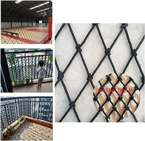 Red de Protección Duradero Red de Seguridad Red de Seguridad for Niños Escalera Balcón Reposabrazos Red de Protección Red de Decoración de Techo Red Anti-gato Red De Decoración Exterior Red de Decorac:
