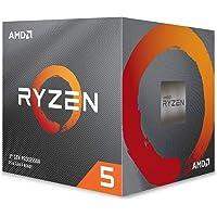 AMD Ryzen 5 3600X 6-Core 12-Thread Unlocked Desktop Processor with Wraith Spire Cooler