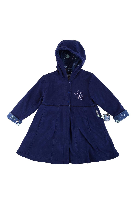 Bleu (Infinity 286) 4 ans SigiEnfant Fleece Mantel, Mini Manteau Fille