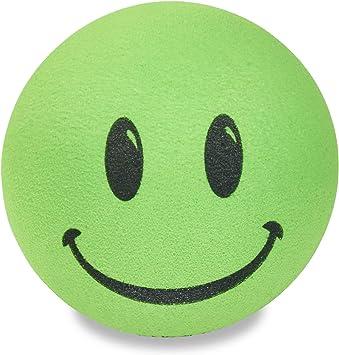 Green Alien Antenna Ball Topper by HappyBalls