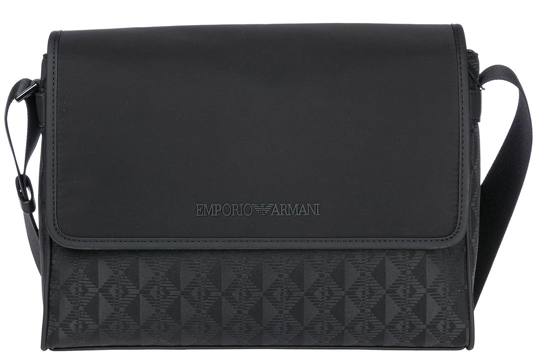 Emporio Armani メンズ One Size ブラック/ブラック B079PPKP4R