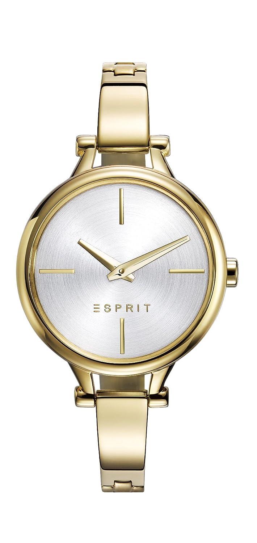 Esprit Damen-Armbanduhr TP10910 Gold Analog Quarz Edelstahl ES109102003