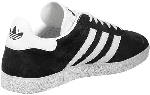 ADIDAS ORIGINALS Gazelle Zapatillas Moda Hombres Negro - 48 2/3 - Zapatillas Bajas: Amazon.es: Zapatos y complementos