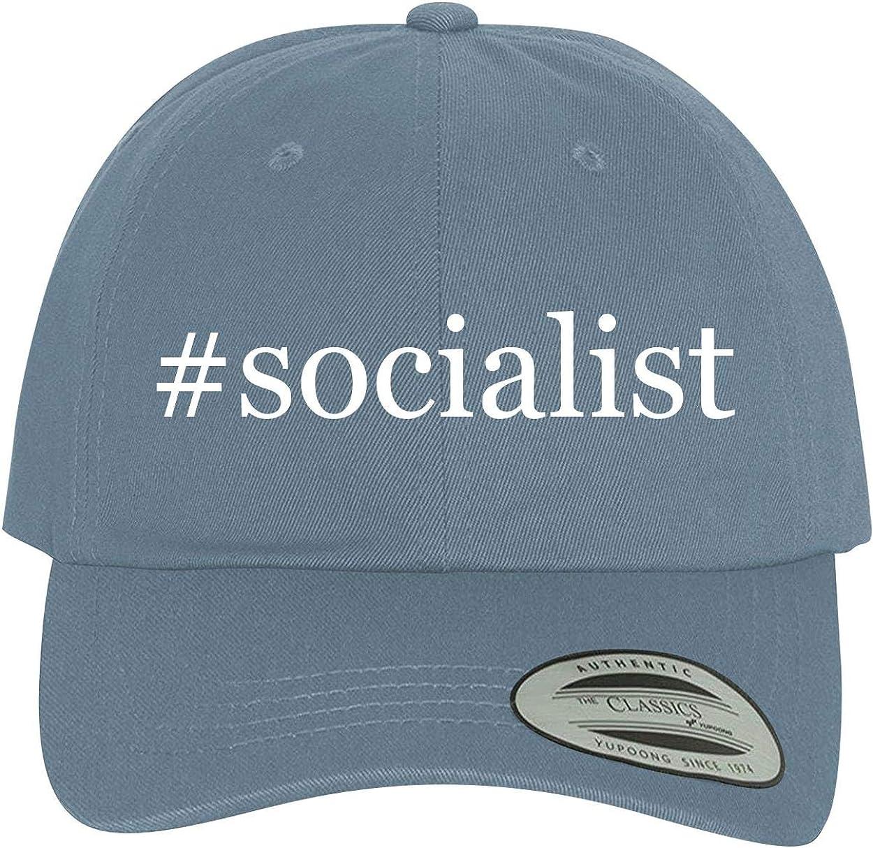 BH Cool Designs #Socialist Comfortable Dad Hat Baseball Cap