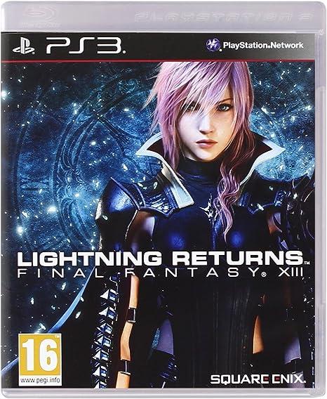 Lightning Returns - Final Fantasy XIII: Amazon.es: Videojuegos