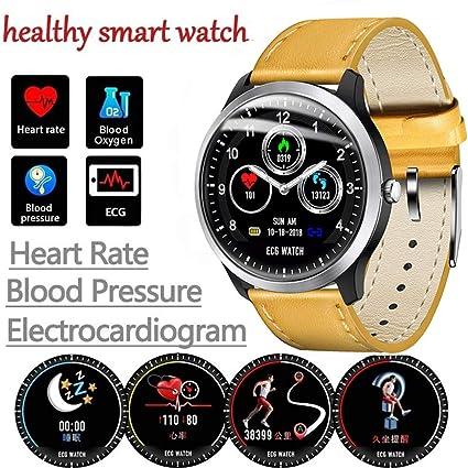 RENYAYA Smart Watch ECG Reloj Deportivo ECG + PPG ECG HRV ...