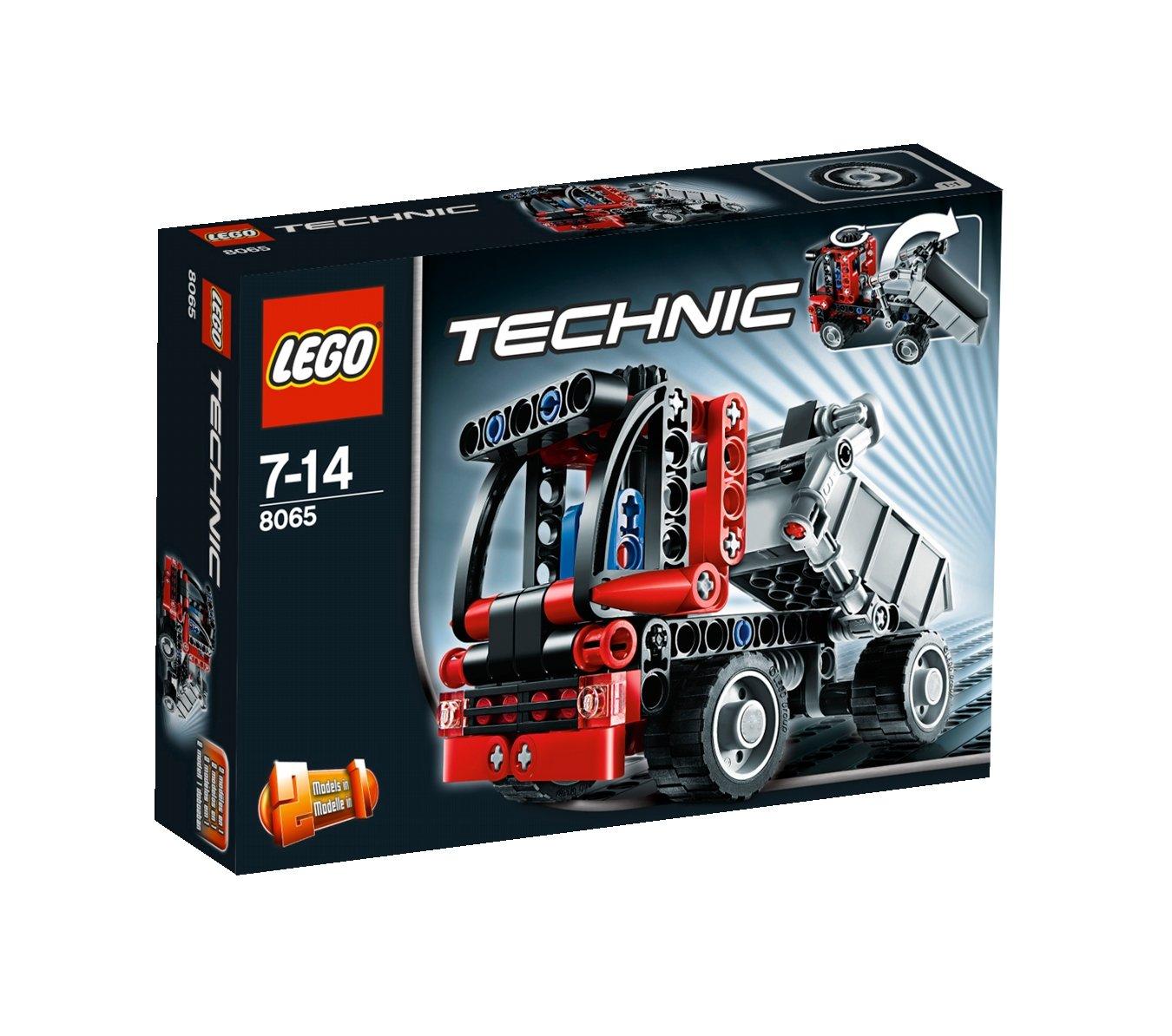 LEGO Technic Mini Camión Contenedor