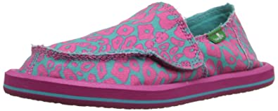 Sanuk Kids I'm Game Slip-On (Toddler/Little Kid/Big