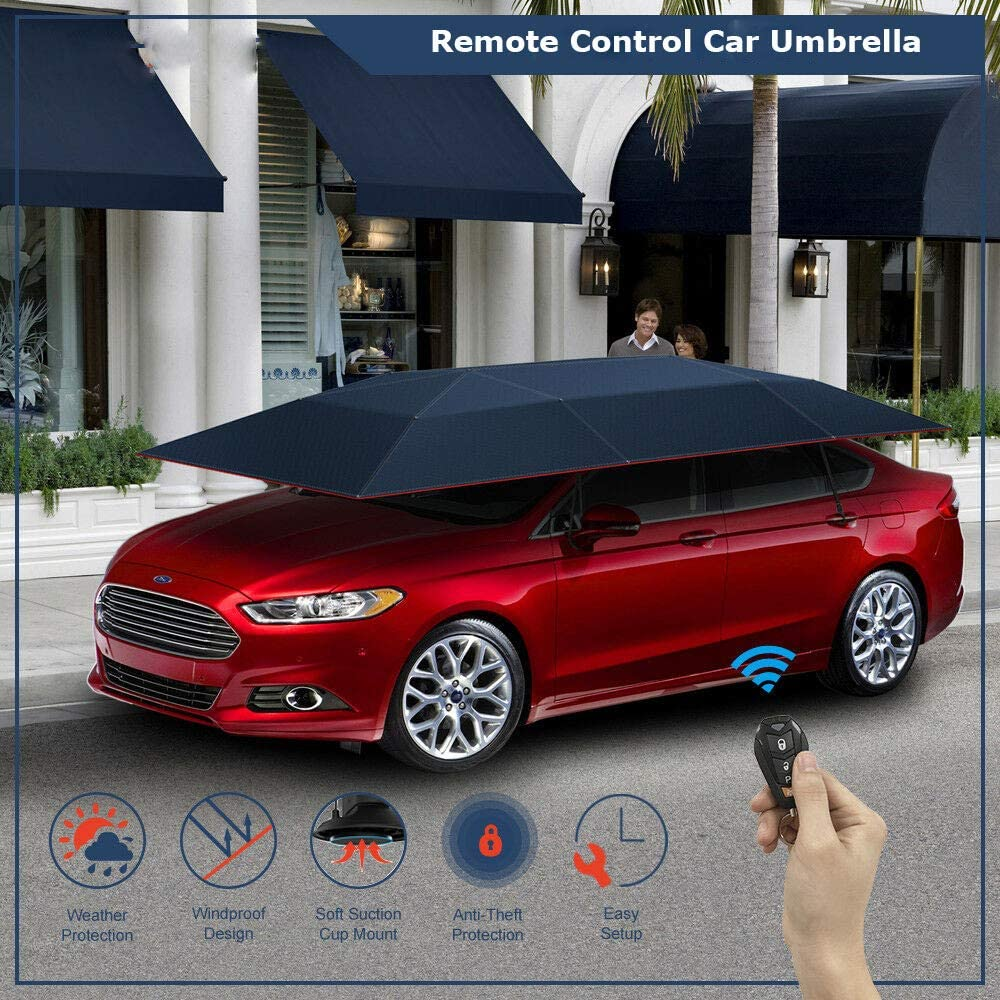Remote Controlled Car Cover