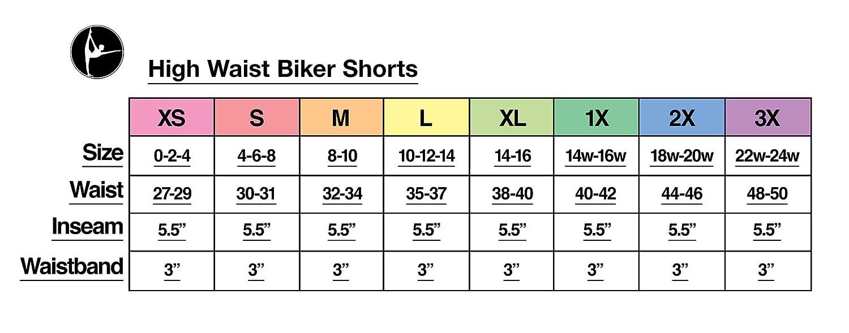 90 Degree By Reflex High Waist Power Flex Yoga Shorts