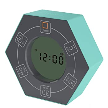 Znewtech Adjustable Volume Control Kitchen Timer