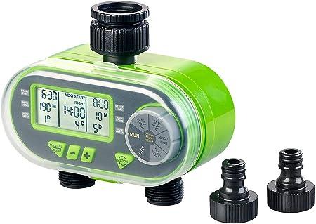 Automatisches Bewässerungssystem incl Wassercomputer mit Zubehör