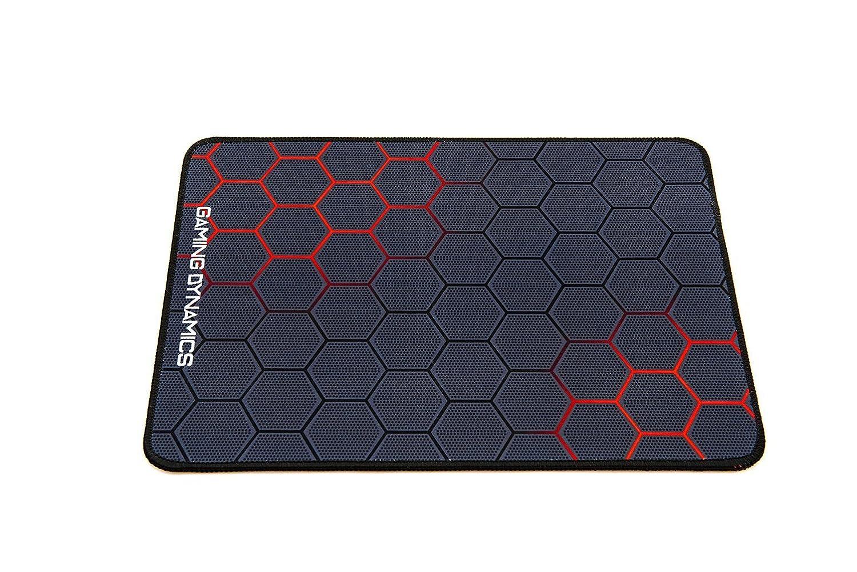 ゲーミングダイナミックスHuracan Proラージレッドゲーミングパッド B075312W6M