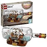 レゴ(LEGO) アイデア シップ・イン・ボトル 21313