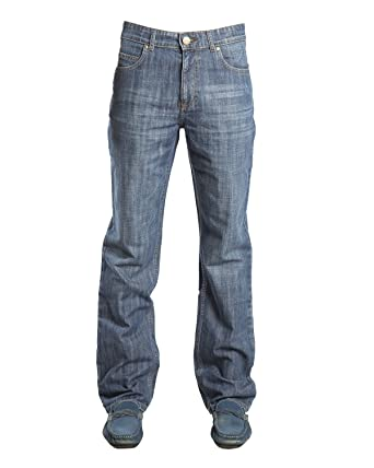 9af87574 Image Unavailable. Image not available for. Color: Zeme Mens 100% Certified Organic  Cotton Jeans ...