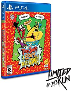 Toe Jam & Earl Back in the Groove! (Limited Run #243) - PlayStation 4