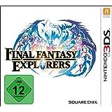 Final Fantasy Explorers (3DS) [Importación Alemana]