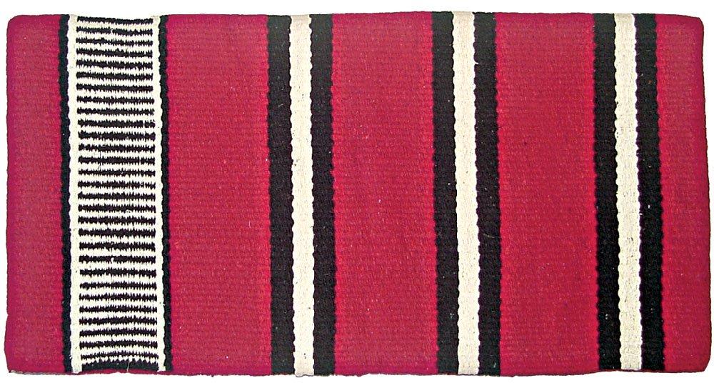 The colorado Saddlery Heavy Double Weave Saddle Blanket