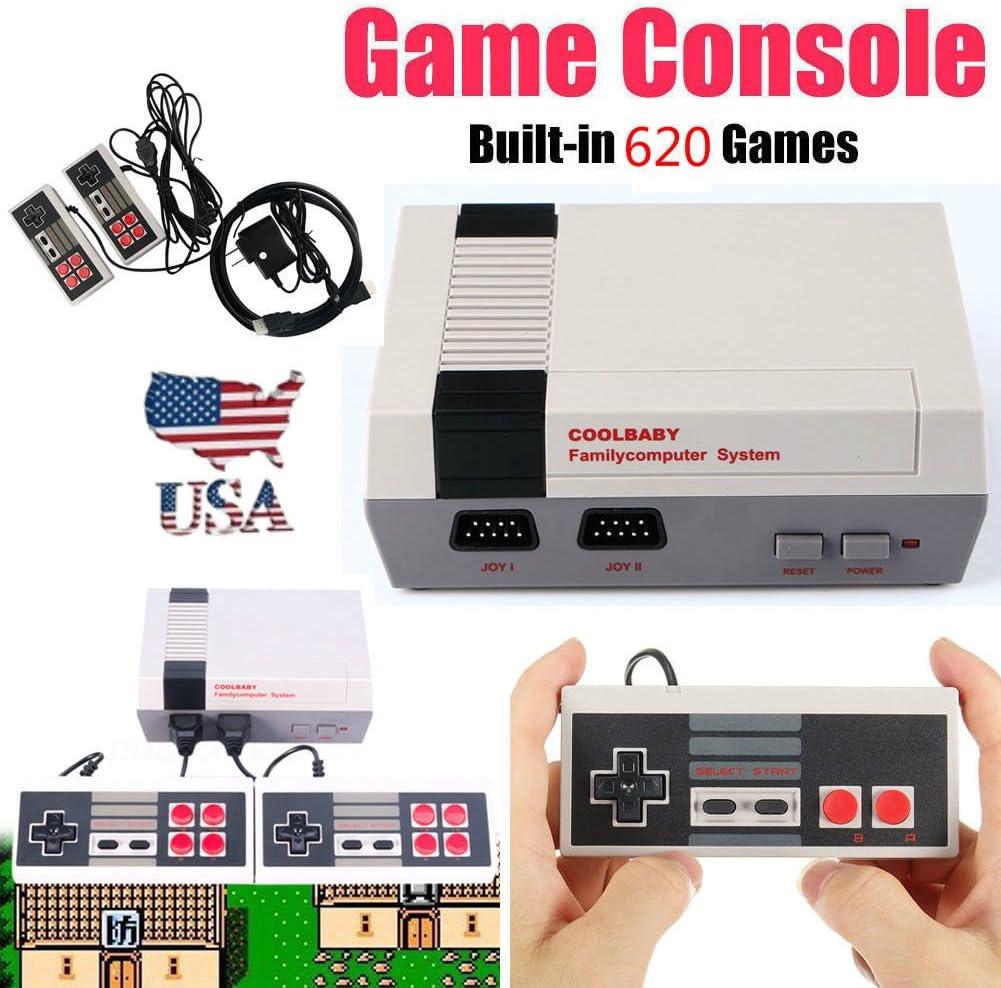 Amazon com: SD Mini Vintage Retro TV Game Console Classic