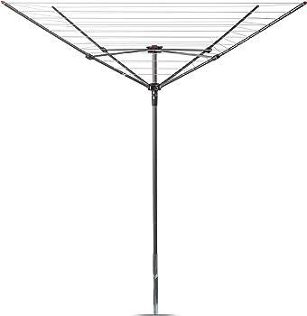 Storage Maniac Rotary Outdoor Umbrella Drying Rack