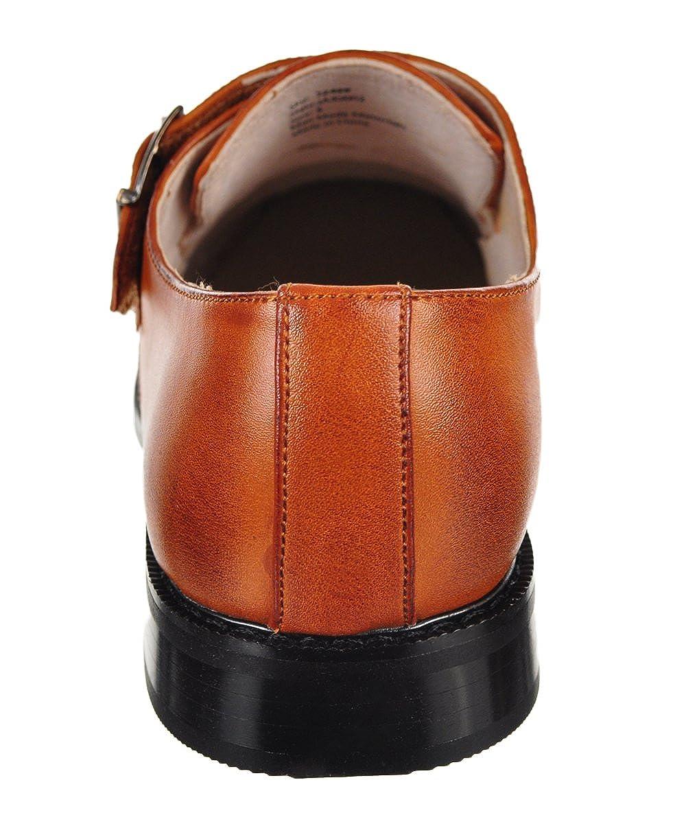 Joseph Allen Boys Double Buckle Dress Shoes