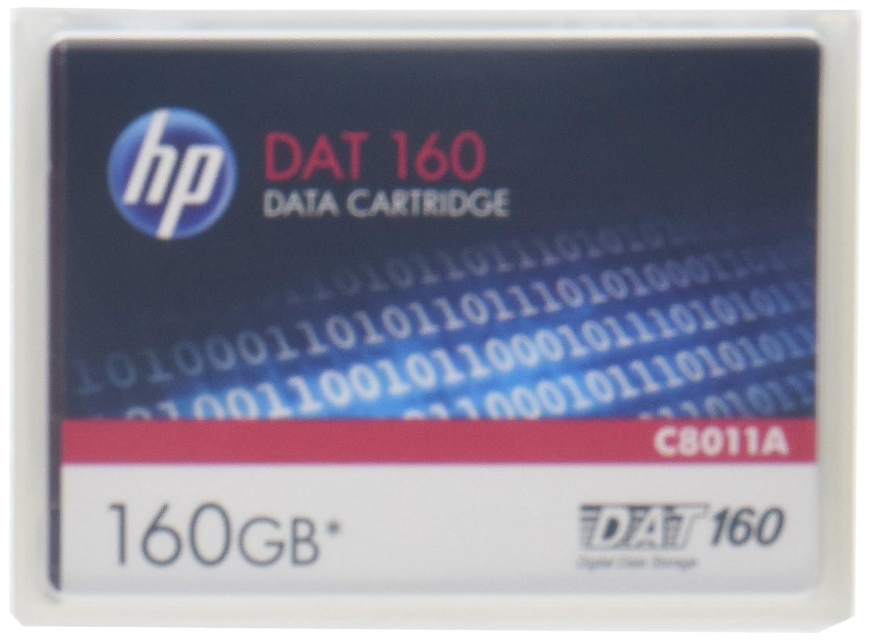 HP Dat160 Tape Cartridge (C8011A) Hewlett Packard HEWC8011A Blank Media & Cleaning Cartridges