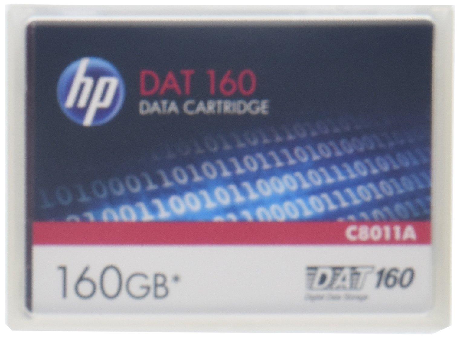HP HEWC8011A DAT 160 Tape Cartridge by HP