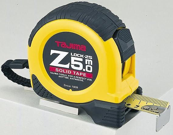 Gelb//Schwarz 3 m//16 mm Tajima TAJ-26552 Profi Bandma/ß