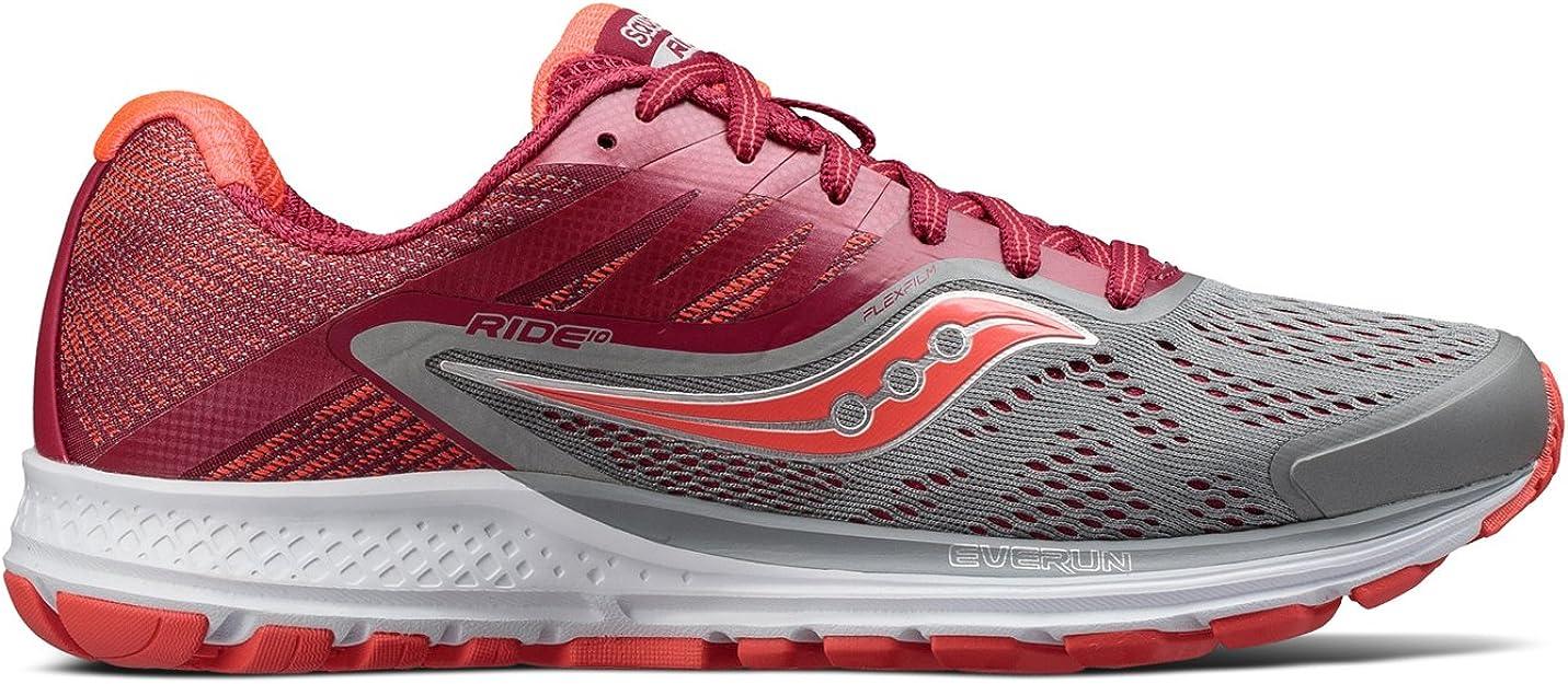 Saucony Ride 10, Zapatillas de Running para Mujer: Amazon.es ...