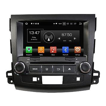 Android 8.0 Octa Core Auto Radio Radio DVD GPS navegación Reproductor multimedia estéreo de coche para