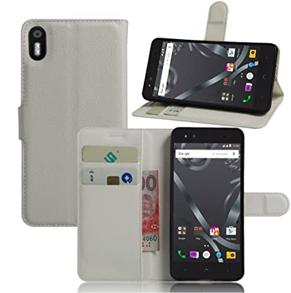 Amazon.com: BQ Aquaris X5 Case,Manyip PU Leather Stand ...
