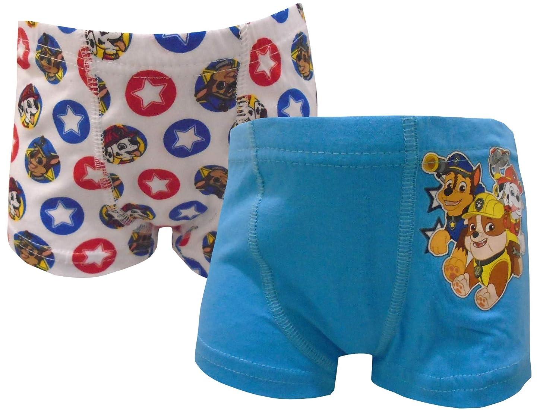 Ragazzi 3 Confezione TRUNKS Biancheria Intima Boxer Assortiti colori e misure UK
