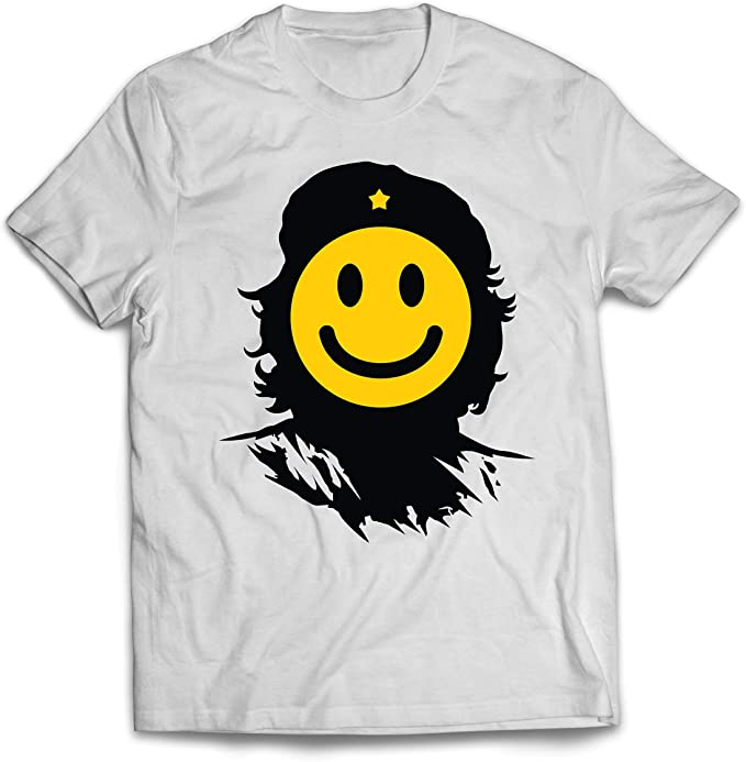 Urban Backwoods Chef Guevara Uomo T-Shirt