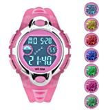 Siniya Kids Watch Quartz Watch Waterproof
