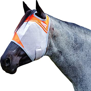 CASHEL CRUSADER PASTURE FLY MASK #1 Equine RATED ARAB standard with Ears New