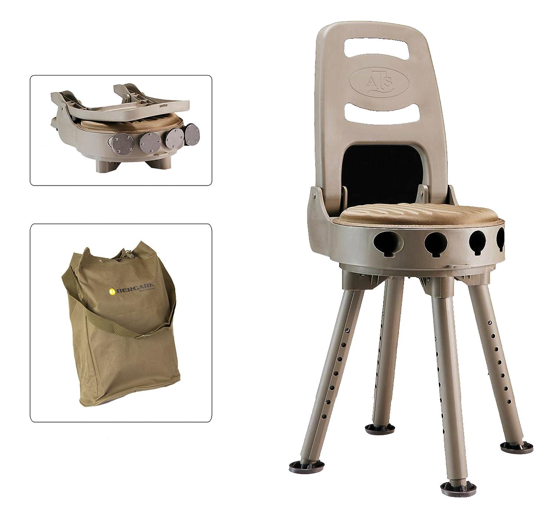 Bergara Stag Folding Shooting Chair by Bergara Quake