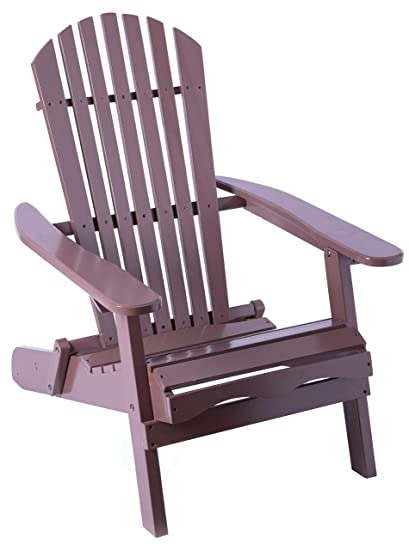 Amazon.com: Gardenised QI003477.B Adirondack - Silla ...