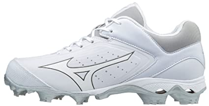 51f506728fbd Mizuno Women's 9-Spike Advanced Finch Elite 3 Molded Fastpitch Softball  Cleats - White (