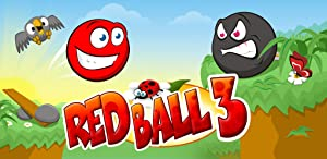 Red Ball 3 from HeroCraft