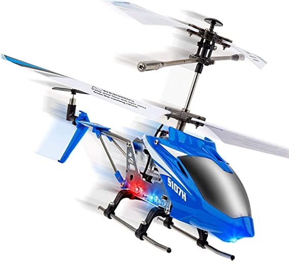 Syma Wind Hawk Remote Control Helicopter - Indoor RC Helicopter with Altitude Hold