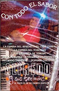 Alfredo y sus Teclados - Alfredo y sus Teclados (Con Todo El Sabor) - Amazon.com Music