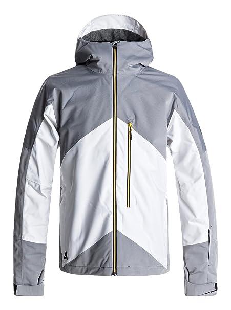 Quiksilver - Chaqueta para Nieve - Hombre - XL: Quiksilver: Amazon.es: Ropa y accesorios