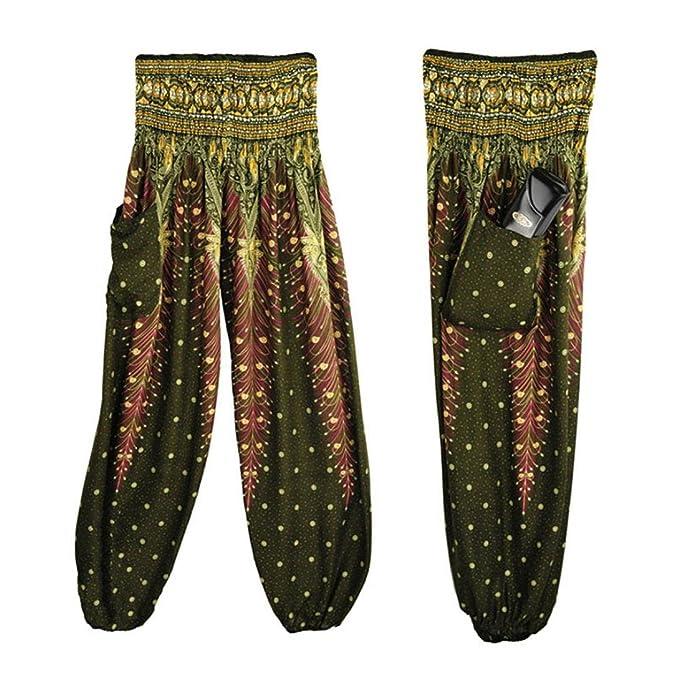 Amazon.com: Sinzelimin - Pantalones de yoga para hombre y ...