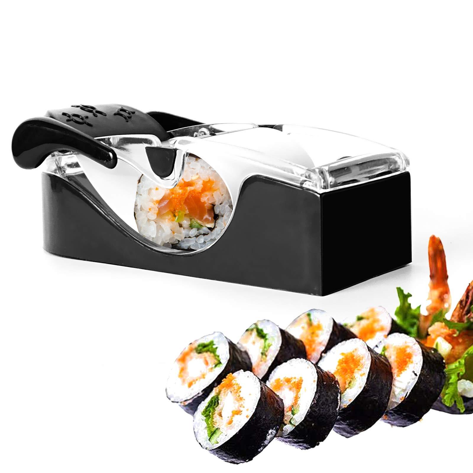 HAWORTHS Sushi Maker Roller Equipment Perfect Roll Sushi Machine DIY Easy Kitchen Magic Gadget kitchen Accessories