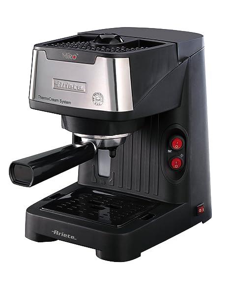 Amazon.com: Ariete 1339 M. Caffe polvere/cialde 850 W 0.9lt ...