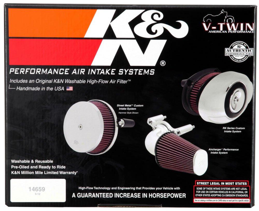 K&N 57-1125P Performance Intake Kit by K&N (Image #4)