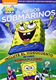 Bob Esponja: Juegos Submarinos [DVD]