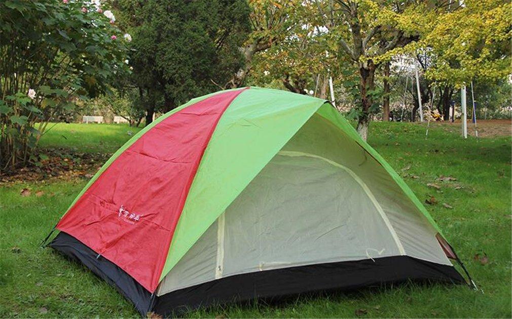 TTYY Outdoor Zelt Camping Feld Survival Wasserdicht Geeignet für 23 Personen